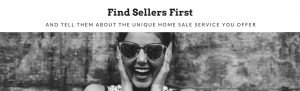 Find Sellers First